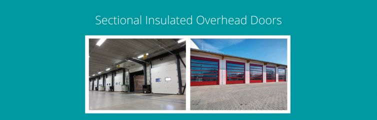 Sectional Insulated Overhead Doors