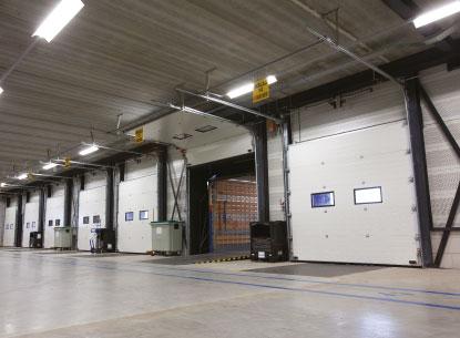 40mm Insulated Doors