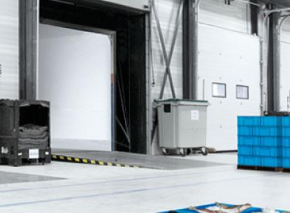 60mm Insulated Doors