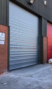 Dempsey Dyer Roller Shutter Door by BDS