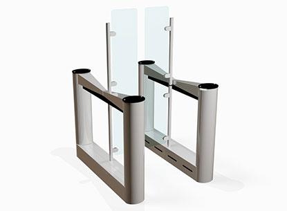 glassgate security turnstiles