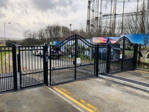 gate install in burnley
